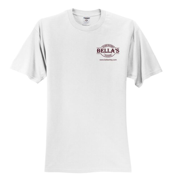 Short Sleeve T-Shirt (White)
