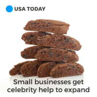 Small businesses get celebrity help to expand